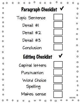 5 Paragraph Essay Rubric - Maple Heights City Schools